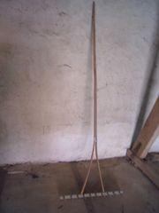 Heurechen aus Holz 9 Stück