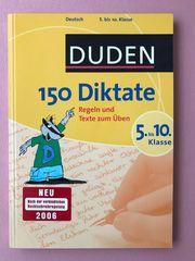 Duden 150 Diktate Deutsch 5