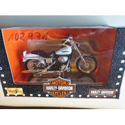 Harley Davidson Motorrad 2002 FXDL