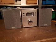 Micro Stereoanlage TCM