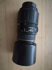 Sigma Apo Macro 70-300 mm