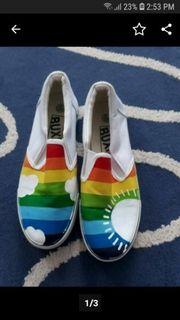 Schöne Sommer Schuhe
