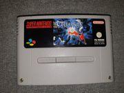 Super Nintendo Terranigma SNES Spiel