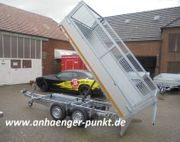 PKW Anhänger Grosser Kipper 2700