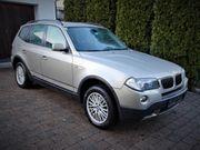 PKW BMW X3