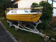 Kajüt-Segelboot