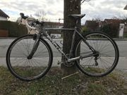 Fahrrad Gravel Bike Cyclocross 52cm