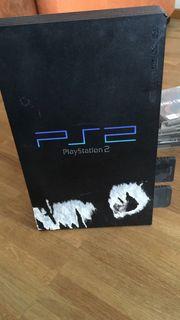 Playstion 2 mit Top Spielesammlung