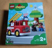 LEGO 10901 - Duplo - Feuerwehrauto
