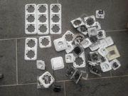 Schalter und Steckdosen