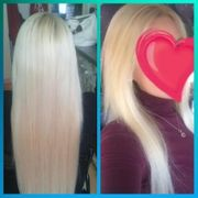 extensions Haarverlängerung einsetzen rebond und