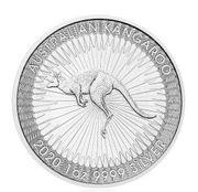 250 Unzen Silber Känguru Kangaroo -