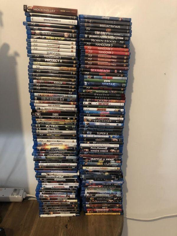 Blu Ray Blu-Rays Sammlung Neuwertige