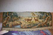 Schöner alter Wandbehang abzugeben