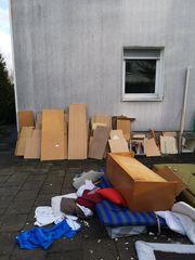 WirEntsorgen Entrümpelung München Wohnungsauflösung Haushaltsauflösung