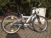 Jugend-Fahrrad 24 Zoll mit 7-Gang-SRAM-Nabenschaltung