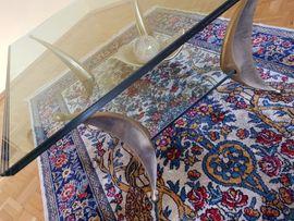 Glastisch Tisch- Luxus Couchtisch Messing: Kleinanzeigen aus München Milbertshofen-Am Hart - Rubrik Couchtische