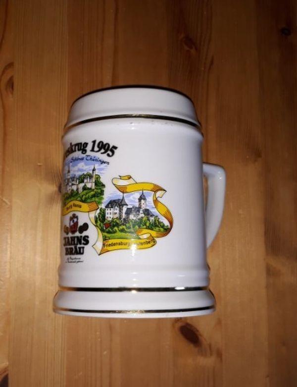 Jahres Krug 1995 Jahns Bräu