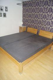 Innova Dormabell Doppelbett mit Lattenrost