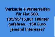 Winterreifen Fiat 500