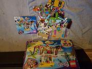 Lego Friends und sporthalle Playmobil