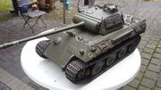 Metall RC Verbrenner Panzer Panther