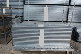 Sonstiges Material für den Hausbau - Wandgerüst mit 3 07m Feld
