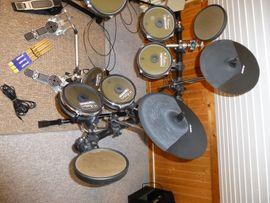 Bild 4 - Alesis DM 10 Studio E-Drum - Rostock Brinckmansdorf