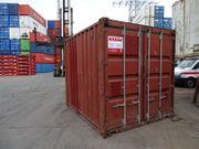 10 Fuß Lagecontainer gebraucht Container