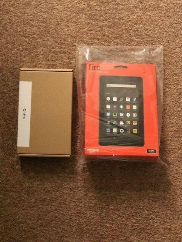 Tablet Amazon7 Fire mit Alexa