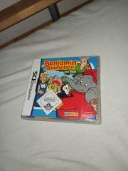 Benjamin Blümchen Nintendo DS Spiel