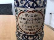 antiker Bierkrug