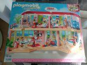 Playmobil Hotel Aufstockung 5265 5269