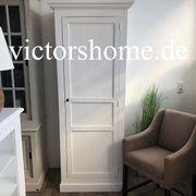 Weisser Kleiderschrank Wäscheschrank Aktenschrank 84