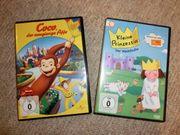 Kinder-DVDs Kleine Prinzessin u Coco