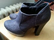CATWALK High-Heels Gr 37 - Glitzer