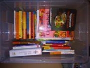 Bücherkisten Gemischte Genres viele Sachbücher