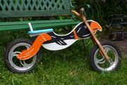 HolzLaufrad Marke Speedy Bird zu