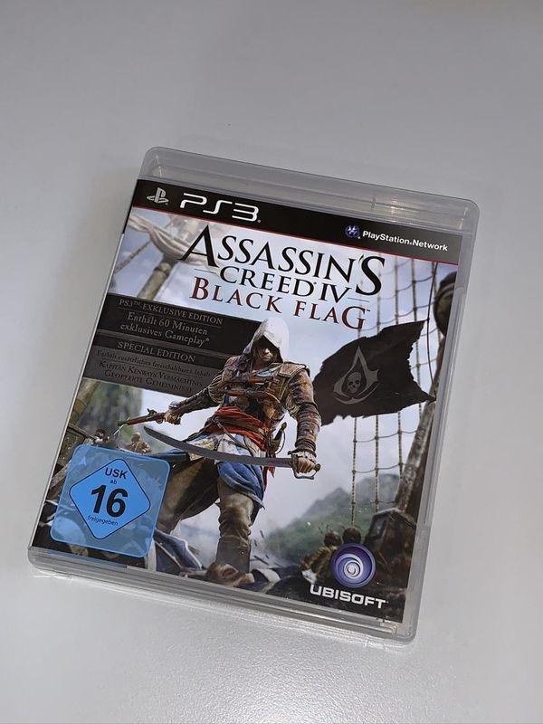 Playstation 3 PS3 Spiel Assassins