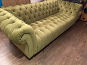 Couch - Chesterfield - Gutmann Factory