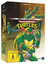 Teenage Mutant Ninja Turtles - Box