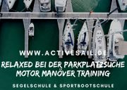 Motormanövertraining - Skippertraining in Izola der