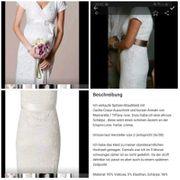 Sehr schönes Brautkleid für Schwangere
