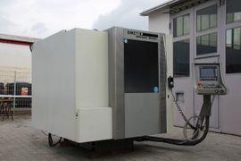 Produktionsmaschinen - CNC Bearbeitungszentrum Deckel Maho DMC