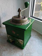 Alte Kaffeemühle Peter Dienes PeDe -
