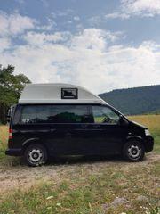 VW T5 Multivan Hochdach Camper