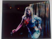 Britney Spears Großfoto handsigniert