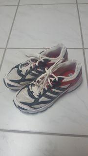 Adidas Kinder Sportschuhe Weiss Rot