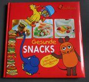 Die Maus - Gesunde Snacks Kinderkochbuch
