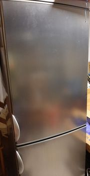 Freistehende Kühl-Gefrierkombination Kühlschrank Gefrierschrank Constructa